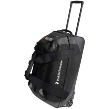 Peak Performance R&D Trolley Rolling Bag - 70L in Black - Closeouts