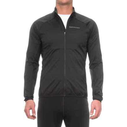 Peak Performance Running Jacket (For Men) in Black - Closeouts