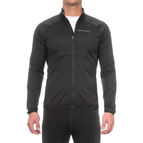 Peak Performance Running Jacket (For Men)