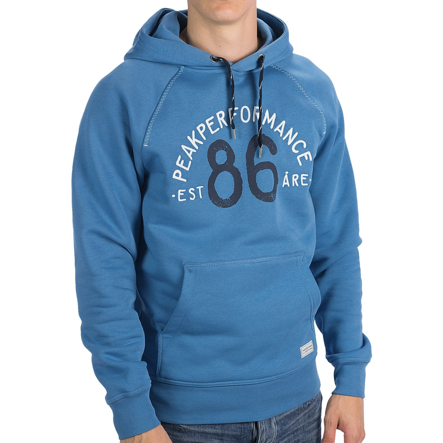 Peak Performance Samuel Hooded Sweatshirt (For Men) - Save 71