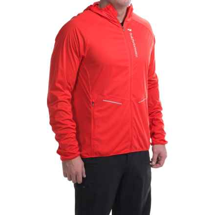 Peak Performance Silberhorn Jacket (For Men) in Poppy Red - Closeouts
