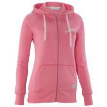 Peak Performance Sonja Hoodie Sweatshirt - Zip Front (For Women) in Pink - Closeouts