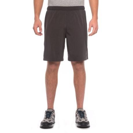 Peak Performance Squat Shorts (For Men) in Black