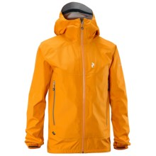 Peak Performance Stark Gore-Tex® Jacket - Waterproof (For Men) in Light Orange - Closeouts