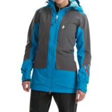 Peak Performance Sugarhill Ski Jacket - Waterproof, Insulated (For Women) in Mosaic Blue - Closeouts