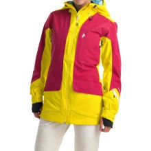 Peak Performance Sugarhill Ski Jacket - Waterproof, Insulated (For Women) in Passion - Closeouts