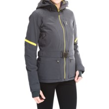 Peak Performance Supreme Turin Down Ski Jacket - Waterproof, 800 Fill Power (For Women) in Coal - Closeouts