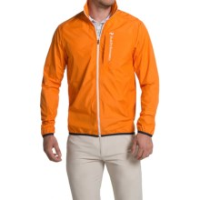 Peak Performance Templeton Golf Jacket (For Men) in Calendula - Closeouts