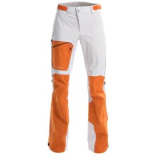 Peak Performance Tour Gore-Tex® Ski Pants - Waterproof (For Women) in Monk Orange - Closeouts