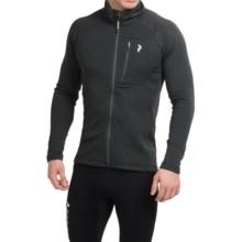 Peak Performance Waitara Jacket - Contrast Collar Trim (For Men) in Skiffer - Closeouts
