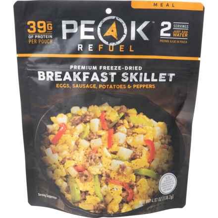 Peak Refuel Breakfast Skillet Meal - 2 Servings