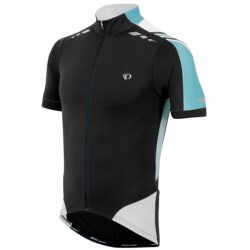 Pearl Izumi 2012 P.R.O. Cycling Jersey - Short Sleeve (For Men) in Black/Stillwater