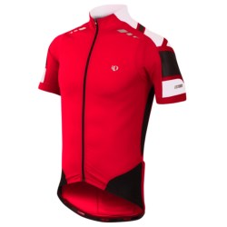 Pearl Izumi 2012 P.R.O. Cycling Jersey - Short Sleeve (For Men) in White/Shadow Grey