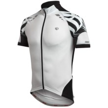 Pearl Izumi 2012 P.R.O. Cycling Jersey - Short Sleeve (For Men) in White/Black - Closeouts