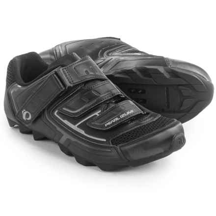 Pearl Izumi All-Road III Cycling Shoes - SPD (For Men) in Black - Closeouts