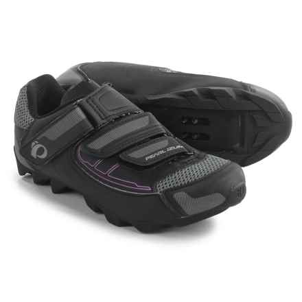 Pearl Izumi All-Road III Cycling Shoes - SPD (For Women) in Black/Black - Closeouts