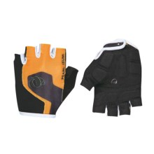 Pearl Izumi Attack Cycling Gloves - Fingerless (For Men) in Safety Orange - Closeouts