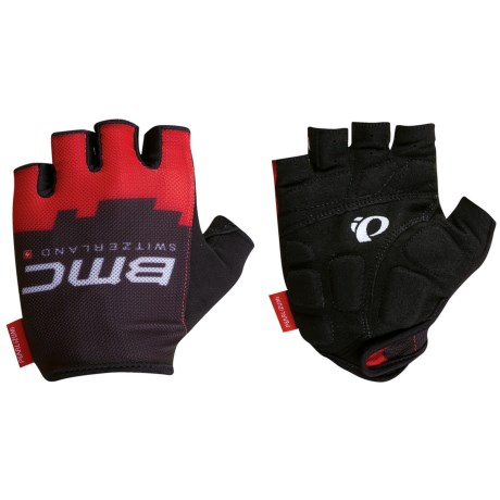 Pearl Izumi Attack Cycling Gloves - Fingerless (For Men) in Team Bmc 13