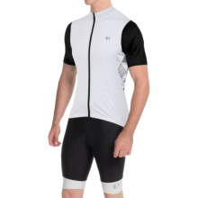 Pearl Izumi Attack Cycling Jersey - Short Sleeve (For Men) in White - Closeouts