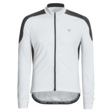 Pearl Izumi Attack Cycling Jersey - UPF 50+, Long Sleeve (For Men) in White/Black - Closeouts