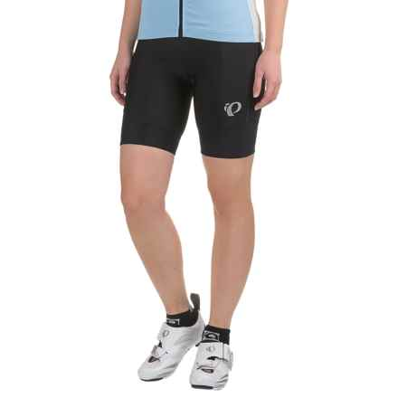 Pearl Izumi Attack Cycling Shorts - UPF 50+ (For Women) in Black/Black - Closeouts