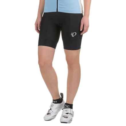 Pearl Izumi Attack Cycling Shorts - UPF 50+ (For Women) in Black/Black - Closeouts