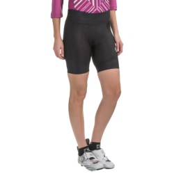 Pearl Izumi Attack Cycling Shorts - UPF 50+ (For Women) in Black Texture