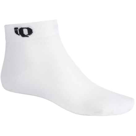Pearl Izumi Attack Low Socks - Ankle (For Men) in White - Closeouts