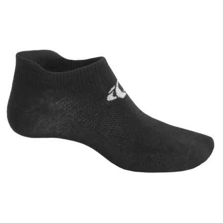 Pearl Izumi Attack No-Show Socks - Below the Ankle (For Men) in Black - Closeouts