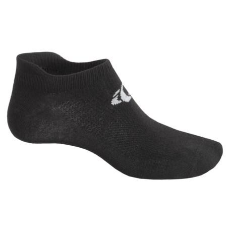 Pearl Izumi Attack No-Show Socks - Below the Ankle (For Men) in Black