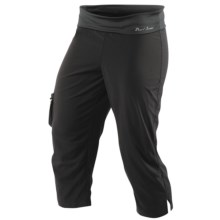 Pearl Izumi Aurora Capris (For Women) in Black - Closeouts