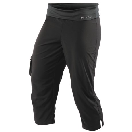 Pearl Izumi Aurora Capris (For Women) in Shadow Grey