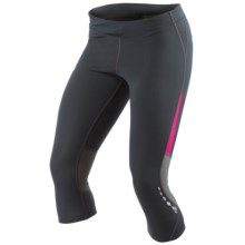 Pearl Izumi Aurora Splice Knickers (For Women) in Shadow Grey/Pink Punch - Closeouts