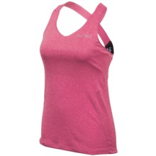 Pearl Izumi Aurora Tank Top - UPF 50+ (For Women) in Pink Punch/Black - Closeouts