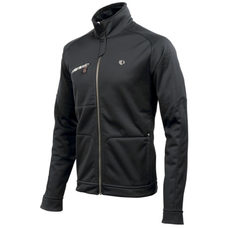Pearl Izumi Brendle Jacket (For Men) in Black Solid