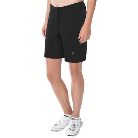 Pearl Izumi Canyon Bike Shorts (For Women) in Black