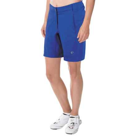 Pearl Izumi Canyon Bike Shorts (For Women) in Dazzling Blue - Closeouts