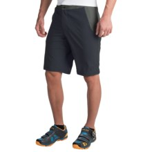 Pearl Izumi Canyon Cycling Shorts (For Men) in Black - Closeouts