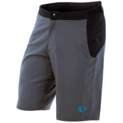 Pearl Izumi Canyon Cycling Shorts (For Men) in Shadow Grey/Black