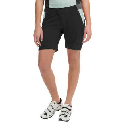 Pearl Izumi Canyon Mountain Bike Shorts - 2-Piece (For Women) in Black - Closeouts