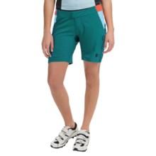 Pearl Izumi Canyon Mountain Bike Shorts - 2-Piece (For Women) in Deep Lake - Closeouts