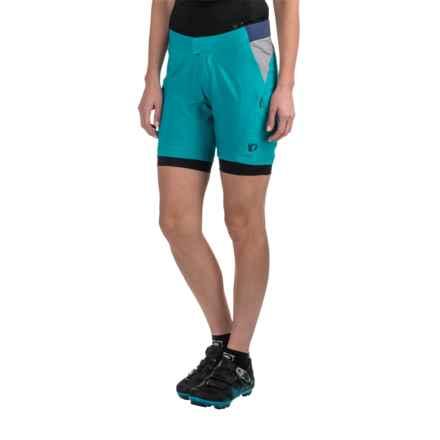 Pearl Izumi Canyon Mountain Bike Shorts - 2-Piece (For Women) in Viridian Green - Closeouts