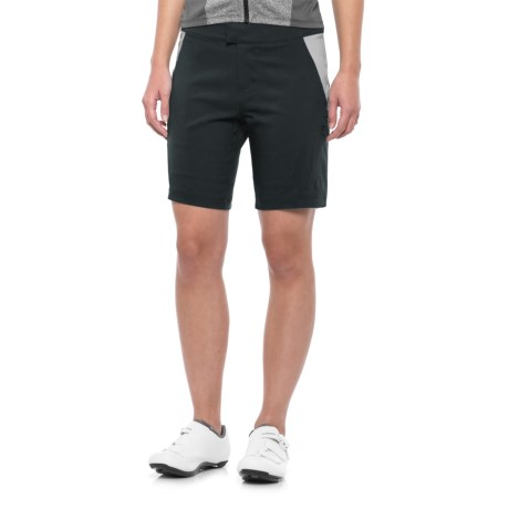 Pearl Izumi Canyon Mountain Bike Shorts (For Women) in Black Monument Grey f5bb5f0fd