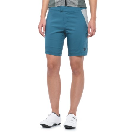 Pearl Izumi Canyon Mountain Bike Shorts (For Women) in Blue Steel