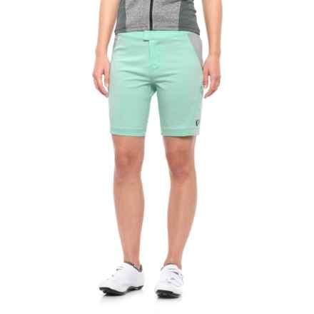 Pearl Izumi Canyon Mountain Bike Shorts (For Women) in Mist Green - Closeouts
