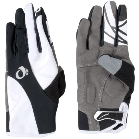 Pearl Izumi Cyclone Bike Gloves - Full Finger, Touchscreen Compatible (For Women)