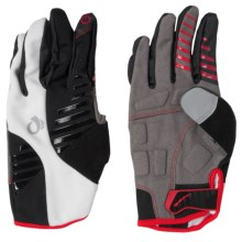 Pearl Izumi Cyclone Gel Bike Gloves (For Men) in White - Closeouts