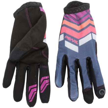 Pearl Izumi Divide Mountain Bike Gloves (For Women) in Deep Indigo - Closeouts