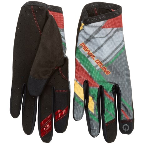 Pearl Izumi Divide Mountain Bike Gloves - Touchscreen Compatible (For Men)
