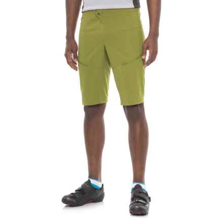 Pearl Izumi Divide Mountain Bike Shorts (For Men) in Avocado / Citron - Closeouts